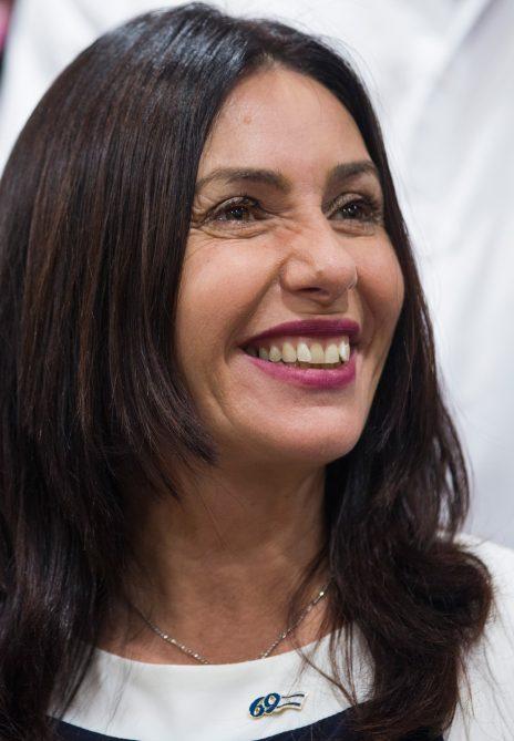 השרה מירי רגב (צילום: יונתן זינדל)