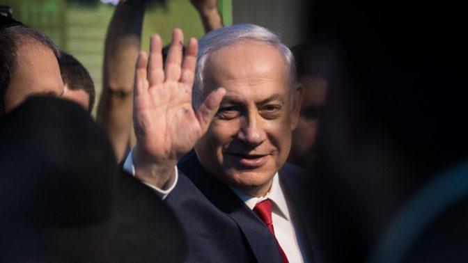 ראש ממשלת ישראל, בנימין נתניהו, 3.8.17 (צילום: הדס פרוש)