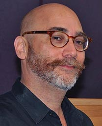 "ניר בכר, עורך ""המגזין"" בערוץ 10 (צילום: אורן פרסיקו)"