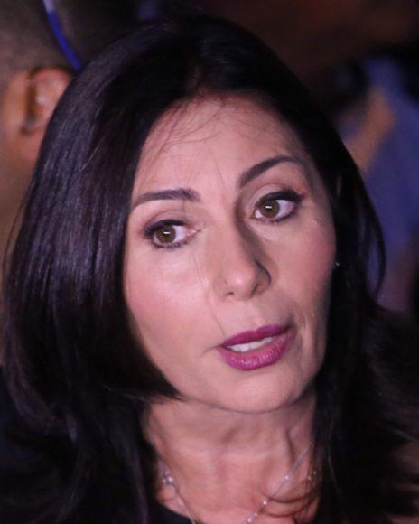 השרה מירי רגב (צילום: גרשון אלינסון)