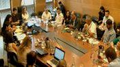 ישיבת ועדת השקיפות, 24.7.17 (צילום מסך)