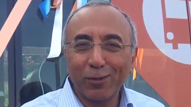 ראש עיריית קרית-גת אבירם דהרי (צילום מסך, ערוץ היוטיוב קרית גתים)
