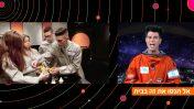 """טל מוסרי וחברי """"חבורת הספסל בדרך לחלל"""", מתוך הסדרה הממומנת של משרד המדע וערוץ ניקלודיאון (צילום מסך)"""