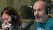"""שי גולדשטיין ולאה לב בתוכנית """"מועדון ארוחת הבוקר"""" ברדיו 103FM"""