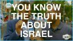 """(בתמונה: זוהר ישראל מראיין את צחי גבריאלי, """"מנהל המערכה"""" במשרד לנושאים אסטרטגיים, מתוך """"הבוקר של קשת"""". עיבוד: """"העין השביעית"""")"""