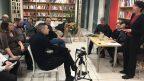 """כנס """"העין השביעית"""" על התקשורת ברוסית בישראל, 25.1.18 (צילום: """"העין השביעית"""")"""