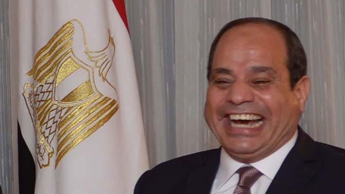 """הנשיא המצרי עבד אל-פתאח א-סיסי (צילום: אבי אוחיון, לע""""מ)"""