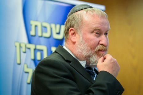היועץ המשפטי לממשלה אביחי מנדלבליט (צילום: יוסי זליגר)