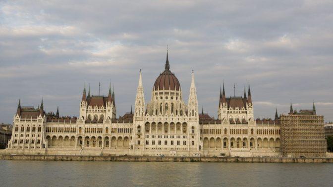 הפרלמנט ההונגרי בבודפשט, 2008 (צילום: מתניה טאוסיג)
