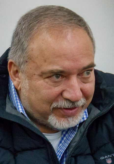 """שר הביטחון ויו""""ר ישראל-ביתנו, אביגדור ליברמן (צילום: באסל עווידאת)"""