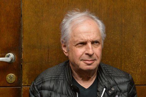 שאול אלוביץ' מובא להארכת מעצרו בבית-משפט השלום בתל-אביב, 26.2.2018 (צילום: פלאש 90)