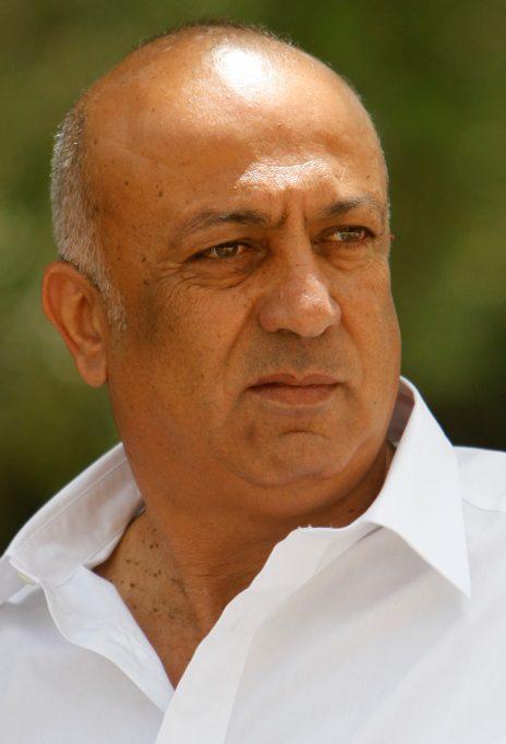 עד המדינה מרדכי (מוצי) דהמן, ראש מועצת מגילות לשעבר (צילום: מרים אלסטר)