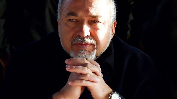 אביגדור ליברמן, שר הביטחון ומנהיגה של מפלגת ישראל-ביתנו (צילום: אריאל חרמוני, משרד הביטחון)