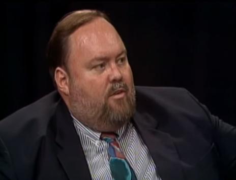 הסוכן הממשלתי קרייג ויליאמסון מעיד בפני הוועדה (צילום מסך)
