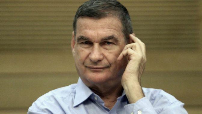 השר לשעבר חיים רמון (צילום: יואב ארי דודקביץ')
