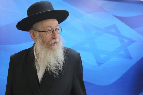 יעקב ליצמן (צילום: מארק ישראל סלם)