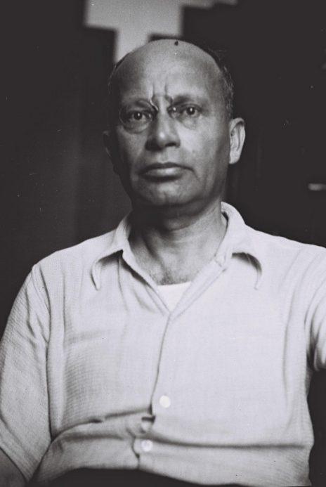 """דוד שמעוני, 1936 (צילום: זולטן קלוגר, לע""""מ)"""