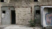 """גרפיטי """"מוות לערבים"""" (צילום אילוסטרציה: מרים אלסטר)"""