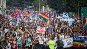 מצעד הגאווה בירושלים, 2.8.2018 (צילום: הדס פרוש)