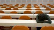 סטודנטית מיואשת (צילום: נתי שוחט)