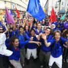 חניכי הנוער העובד והלומד, 2007 (צילום: נתי שוחט)