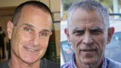 """מו""""ל קבוצת """"ידיעות אחרונות"""" ארנון (נוני) מוזס (מימין) ועורך ynet יון פדר (צילומים: פלאש 90 ואורן פרסיקו)"""