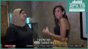 """מאיה עורבי ב""""חדשות סוף השבוע"""" (צילום מסך)"""