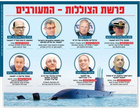 """""""ישראל היום"""", 9.11.2018 (לחצו להגדלה)"""
