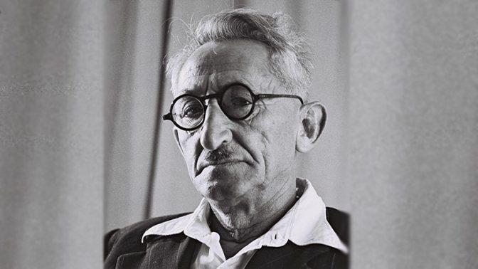 """חבר הכנסת שלמה לביא, 1951 (צילום: טדי ברונר, לע""""מ)"""