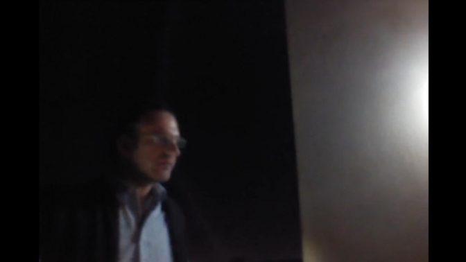 אמיר פוסטר (צילום מסך)