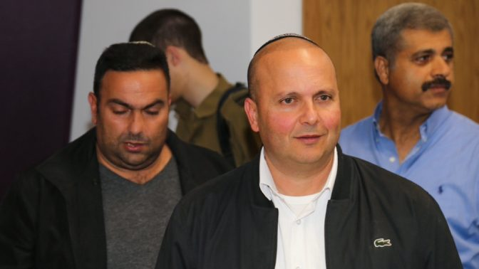 איתמר שמעוני, ראש עיריית אשקלון לשעבר (צילום: פלאש 90)