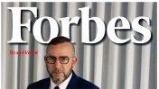 """ה""""שער"""" הקנוי בכיכובו של טוני לוי. """"פורבס"""" ישראל, דצמבר 2018 (פרט)"""