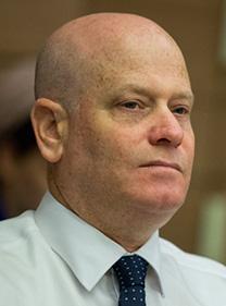 """עו""""ד איל ינון, היועץ המשפטי של הכנסת (צילום: יונתן זינדל)"""