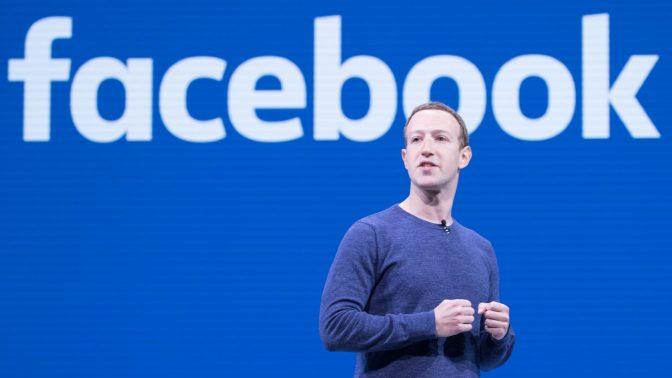 """מארק צוקרברג, מנכ""""ל פייסבוק, 2018 (צילום: אנתוני קווינטנו, רישיון CC BY 2.0)"""