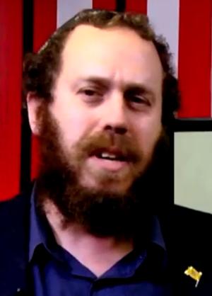 """מתי טוכפלד (צילום מסך מתוך ערוץ היוטיוב של """"ישראל היום"""")"""