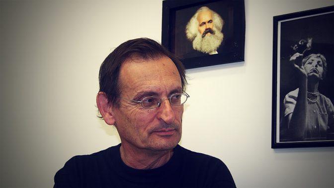 דב חנין, 2019 (צילום: אורן פרסיקו)
