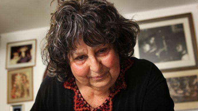 גאולה כהן, 2011 (צילום: נתי שוחט)