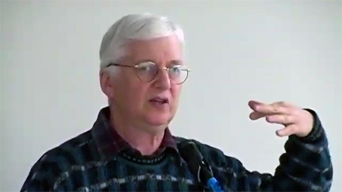הבלוגר ריצ'רד סילברסטיין (צילום מסך)
