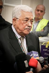 """יו""""ר הרשות הפלסטינית מחמוד עבאס (אבו-מאזן) (צילום: פלאש 90)"""