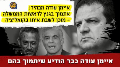 נגד ערביי ישראל - מתוך תעמולת הבחירות של הליכוד, בחירות 2019 (צילום מסך)