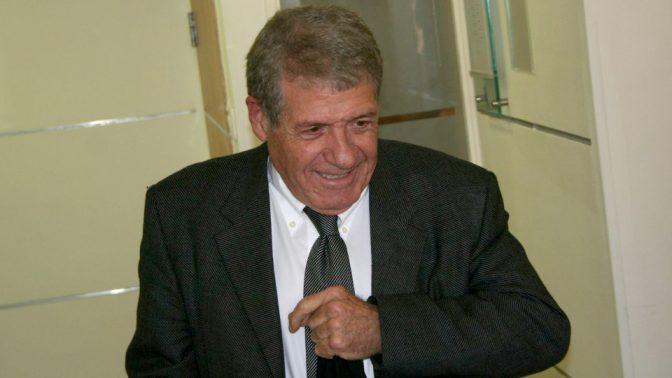 """עו""""ד אריאל שמר בבית-המשפט, 2013 (צילום: אורן פרסיקו)"""