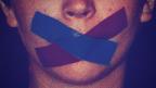 """תביעות השתקה, צנזורה (אילוסטרציה: """"העין השביעית"""")"""