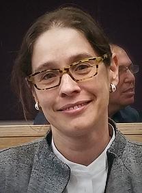"""אלונה בר-און, מו""""ל """"גלובס"""" (צילום: איתמר ב""""ז)"""