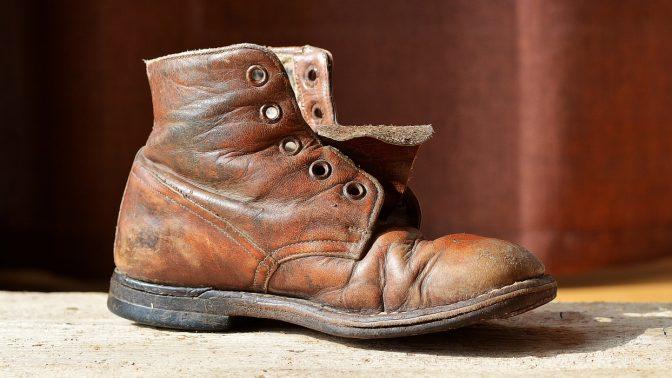 נעל (צילום: Pixabay, רישיון CC0)