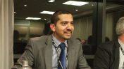 העיתונאי מהדי חסן (צילום: Policy Exchange, cc-by)