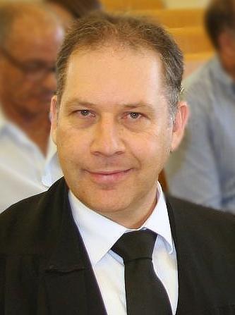 """עו""""ד אילן בומבך (צילום: """"העין השביעית"""")"""