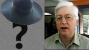 מימין: הבלוגר ריצ'רד סילברסטיין (צילום מסך). תמונה של התובע וולטר סוריאנו אינה בנמצא