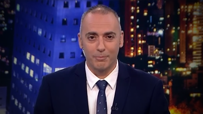 אלירן טל, ערוץ 20 (צילום מסך)