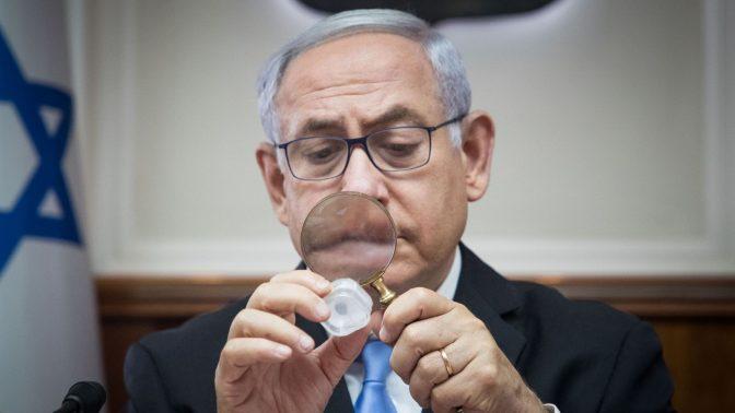 ראש ממשלת ישראל, בנימין נתניהו, קיץ 2019 (צילום: יונתן זינדל)
