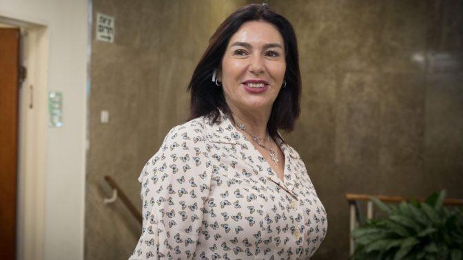 השרה מירי רגב (צילום: נעם ריבקין-פנטון)